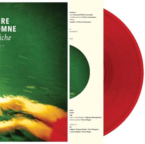 La Friche (Disque 1) - Pierre Lautomne